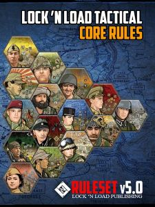 Lock 'N Load Tactical Core Rules Ruleset v5.0